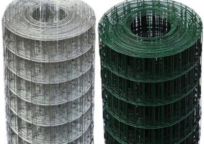 RETE ZINC + PLASTIFICATA