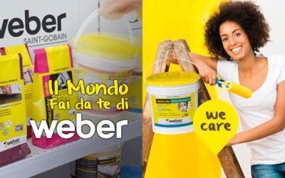 """Mondo Weber """"FaiDaTe"""""""